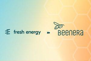 fresh energy wird zu BEENERA