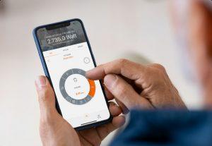Smartphone App Smart-Meter-Rollout